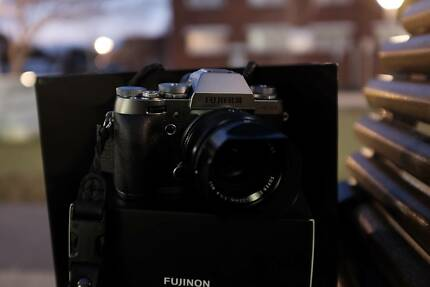 Fujifilm X-T1 Graphite Silver Edition Body Only Geelong West Geelong City Preview