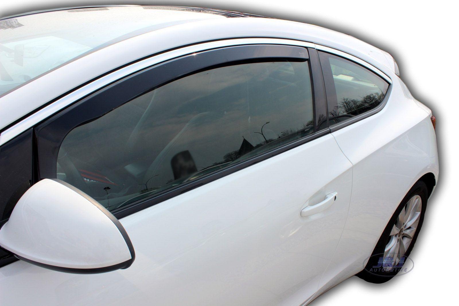 J/&J AUTOMOTIVE Tapis DE Sol Noir Velours Compatible avec Opel MERIVA B 2011-pr/és 4 pcs