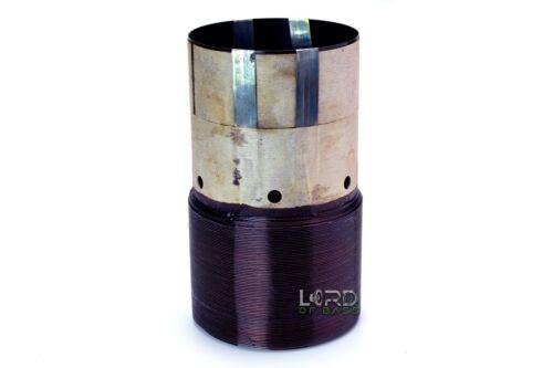 """3"""" Dual 4 Ohm Voice Coil   Subwoofer Speaker Parts VC150148"""