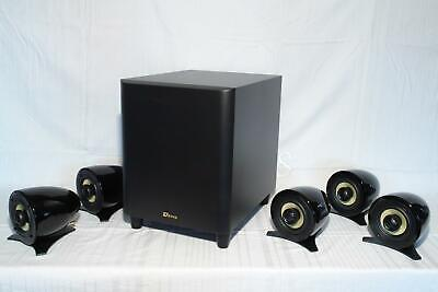 Davis Acoustics Delta 5.1 Surround Sound Home Theatre Cinema Speaker System