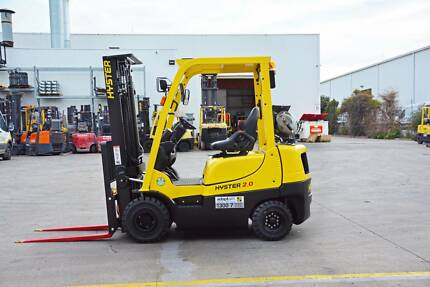 Brand New Hyster 2T Counterbalance Forklift