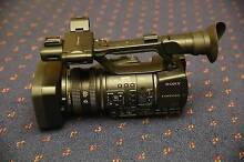Sony HXR-NX5P NXCAM 1/3-inch Exmor CMOS Professional AVCHD Camcor Wilston Brisbane North West Preview