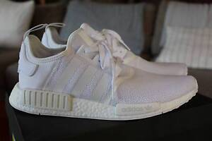 Adidas NMD Triple White US 11.5 Crafers West Adelaide Hills Preview
