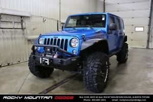 2016 Jeep Wrangler Unlimited Sahara 4x4  **One Owner** Clean...