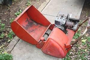 Morrison 350 Olympic reel mower. Prospect Prospect Area Preview