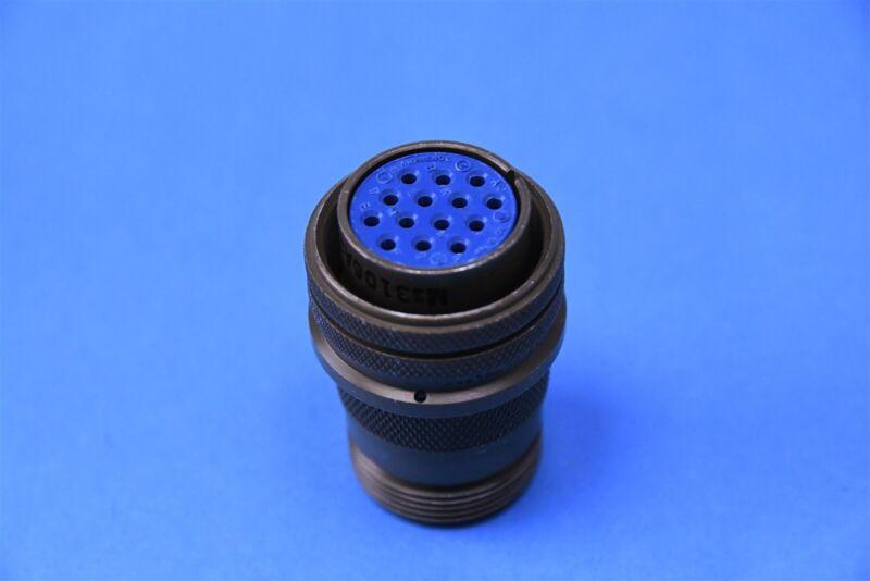 Amphenol MIL Spec Circular Connector 14P MS3106A20-27S