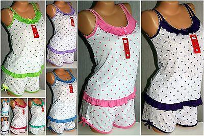 Pyjama Schlaf Shorts (Damen Pyjama Schlafanzug.Top mit Shorts.Gr.:32/34;36/38;40/42;44/46;48/50.NEU.)