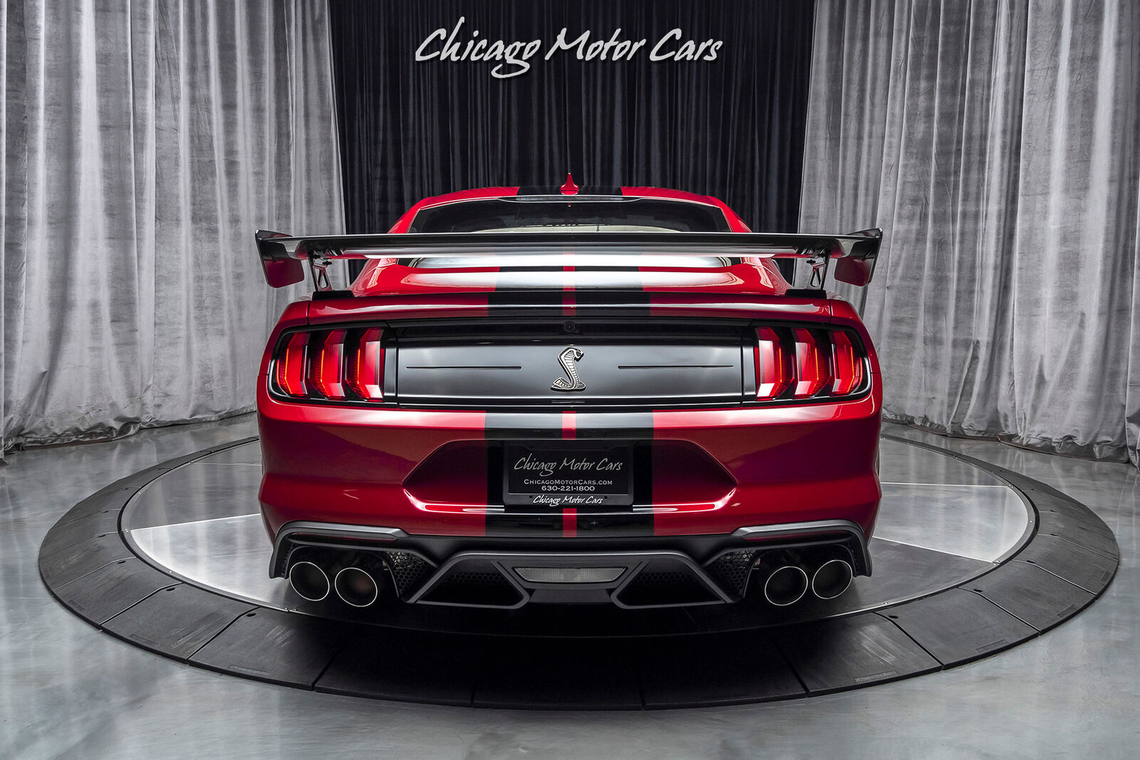 2020 Ford Mustang Shelby GT500 GOLDEN TICKET - CARBON ...