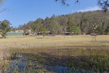 Rural escape with 5 acres and 4 bed home