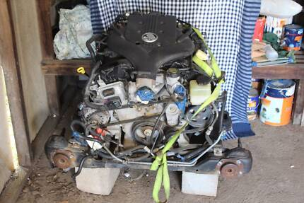 2005 Holden Commodore Engine Denman Muswellbrook Area Preview