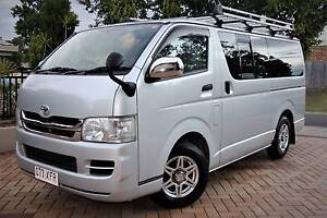 2008 Toyota Hiace Diesel Turbo Van with Dual Sliding Doors Forest Lake Brisbane South West Preview