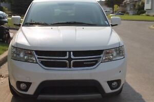 Dodge Journey  2012 familiale  SXT
