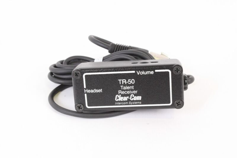 Clearcom TR-50 Talent Reciever