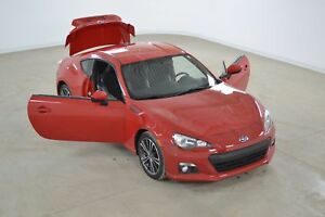 2014 Subaru BRZ Sport-tech GPS*Cuir/Suede* Aileron Sport Manuell