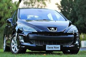 2008 Peugeot 308 XSE HDi Auto Only 6.7 L/100km lots of saving Carlisle Victoria Park Area Preview