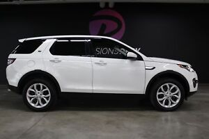 2016 Land Rover Discovery Sport HiS4 navigation cuir toit panora