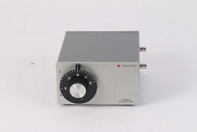 Trilithic 3vnf100200-75-cc Tunable Notch Filter 100-200 Mhz