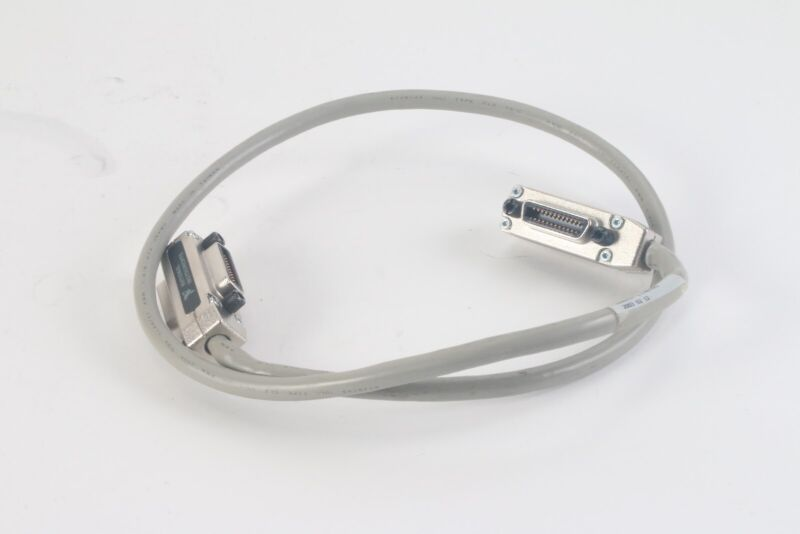 National Instruments 763507-01 1.1 Length Meter Type -X2 GPIB Interface Cable
