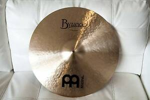 "Meinl Byzance 22"" Traditional Medium Crash Newcastle West Newcastle Area Preview"