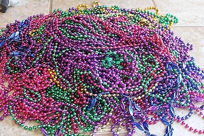 Mardi Gras birthday Party Beads 45+ Necklaces