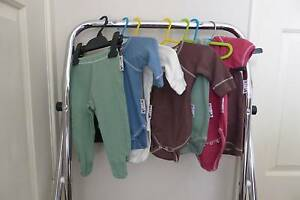 Bundle of Earthlings organic clothing. Various sizes up to 12mo. The Vines Swan Area Preview