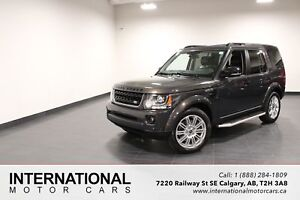 2015 Land Rover LR4 LUXURY! 7 PASS! LOADED