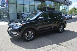2017 Hyundai Santa Fe SE w/ LEATHER / PANORAMIC ROOF / AWD