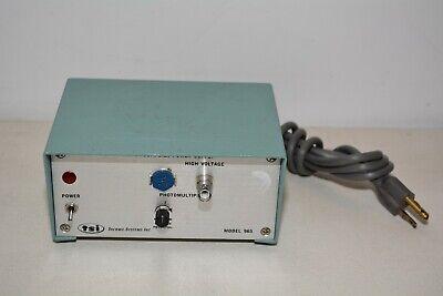 Tsi 965 Photomultiplier Power Supply