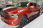 Dodge RAM 5,7 Crew Cab Sport BUZZ COPPER Navi AHK 2017