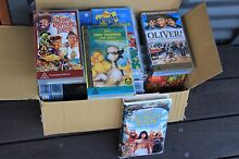 VHS Movies for Children Allambie Heights Manly Area Preview