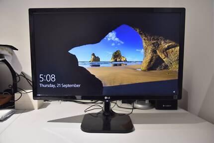 "Monitor LG 24"" Full HD 1080p (24M47VQ-P)"