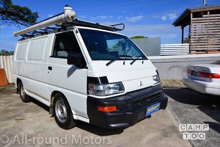 RENT ME Mitsubishi express campervan Tweed Heads Tweed Heads Area Preview