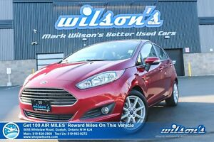 2014 Ford Fiesta SE | HATCHBACK | HEATED SEATS | SYNC | REAR SPO