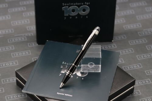 Montblanc Starwalker Soulmakers for 100 Years Special Edition Ballpoint Pen