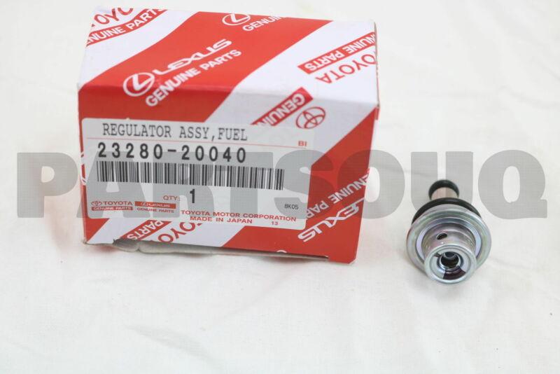 2328020040 Genuine Toyota Regulator Assy, Fuel Pressure 23280-20040