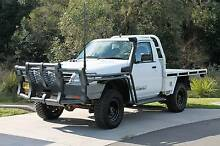2006 GU 4.2L Nissan Patrol Ute SWAP/TRADE or Sale Wadalba Wyong Area Preview
