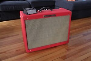 Amplificateur Fender Hot Rod Deluxe Texas Red Special edition
