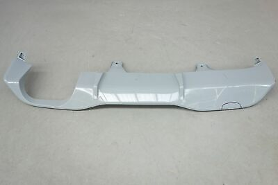 GENUINE FORD FIESTA ST 2018-on Hatchback REAR BUMPER Diffuser Trim K1BJ-17D781-B