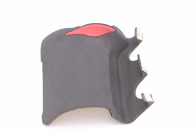 Front Main Grip Rubber + adhesive tape For Nikon D200 Fujifilm Fuji S5 Camera