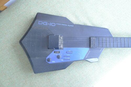 Casio DG10 vintage Guitar Synth