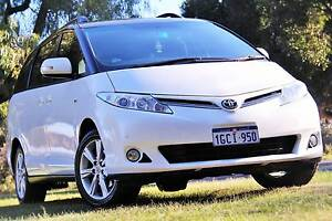 2011 Toyota Tarago GLX Auto MY012 Best people mover in the market Carlisle Victoria Park Area Preview