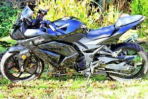 2009 Kawasaki Ninga 250 LAMS Approved Low KMS (No rego) Wentworth Falls Blue Mountains Preview