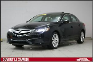 2016 Acura ILX TECHNOLOGY PACKAGE  GPS  TOIT  CUIR