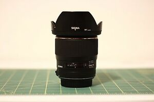 SIGMA 24mm f/1.8 EX DG MACRO Pearce Woden Valley Preview