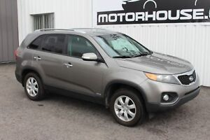 2011 Kia Sorento LX V6 7 PASSENGER | AWD | BLUETOOTH | HEATED...