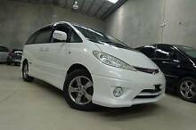 2005 Toyota Tarago ACR30R GLX Wagon 8st 4dr Auto 4sp 2.4i Wingfield Port Adelaide Area Preview