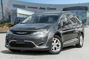 2018 Chrysler Pacifica Touring-L Plus, BACK UP CAM, DVD, REAR TV