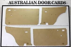 Torana LJ, TA Coupe Door Cards / Trim Panels. 2 Door Holden Toran Wangaratta Wangaratta Area Preview