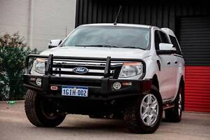 2012 Ford Ranger XLT PX Manual 4x4 Double Cab *12 MONTH WARRANTY*