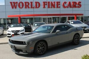 2017 Dodge Challenger R/T | 6-Speed Manual